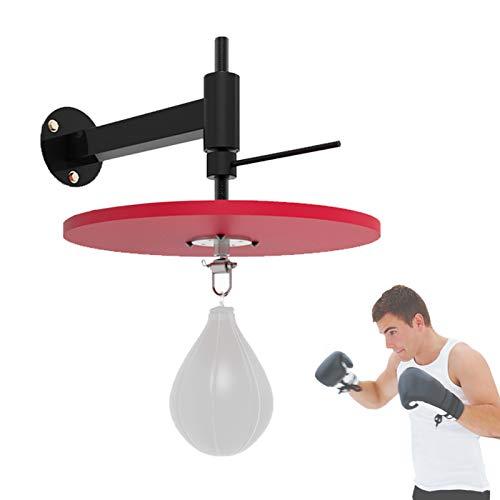 Grist CC Ajustable Boxeo Plataforma, Portátil Pared Aptitud Sparring Velocidad Bola...