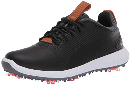 PUMA Kids' Ignite Pwradapt Golf Shoe