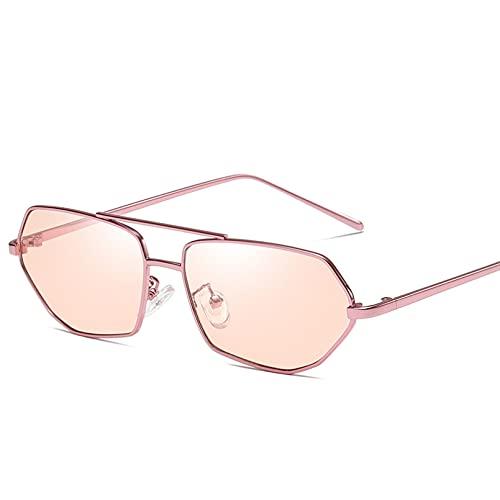 LUOXUEFEI Gafas De Sol Gafas De Sol Rectangulares Pequeñas Gafas De Sol Para Mujer Gafas Para Mujer