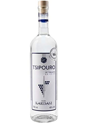 Tsipouro Tirnavou ohne Anis 40{853cb8b0712d512d52be5f1472d510c0377c710493bad47c97e12eaca0dc993e} 0,7l Kardasi | Griechischer Tresterbrand | 100{853cb8b0712d512d52be5f1472d510c0377c710493bad47c97e12eaca0dc993e} Destillat