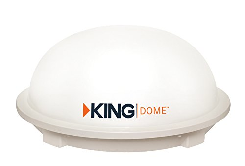 King Controls KD-3000 King-Dome Air In-Motion Satellite Antenna