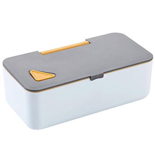 Super1798 - Soporte de teléfono para el hogar y la Escuela, a Prueba de Fugas, para microondas, para el Almuerzo, para Guardar Alimentos