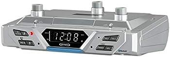 Jensen JAS-725 Under-Cabinet Bluetooth Music System with Alexa