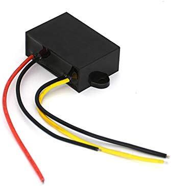 Q-BAIHE 12V 24V to 5V 3A Car Power Converter Step-Down Power DC/DC Module
