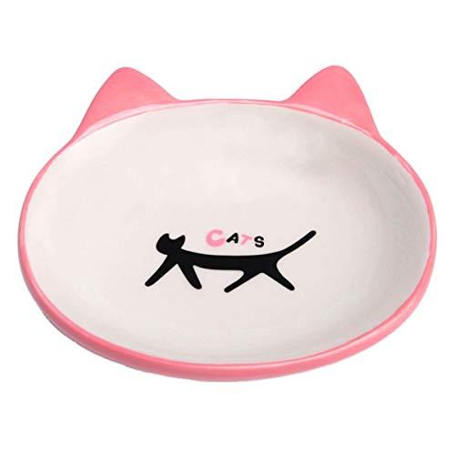 【 子猫にピッタリ 】iikuru 子猫 食器 陶器 可愛い 猫用 餌入れ 水飲み 猫 水入れ 皿 ねこ 水 えさ 入れ ペット ネコ フード ボウル y290