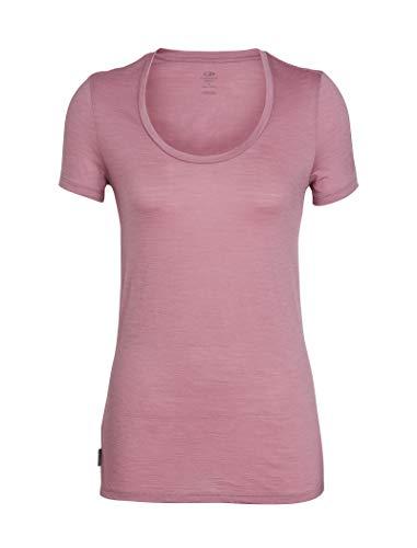 Icebreaker Damen Spector Merino T-Shirt, Opal, L