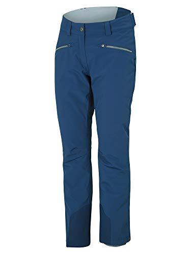Ziener TAIRE Lady (Pant ski) Pantalones de esquí y Snowboard, Transpirables, Impermeables, Mujer, náutico, 44
