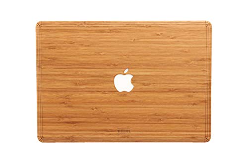 Woodwe - Skin in vero legno per Macbook Cover superiore Pro 13 | Retina Display