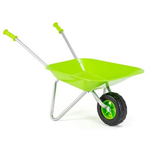 Little Roots BGG1655 Kids Wheelbarrow Gardening Toy for Children, Multi-Colour