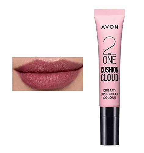 Avon 2 in 1 Cushion Cloud creamy lip and cheek colour – 10ml - Pillow Pink