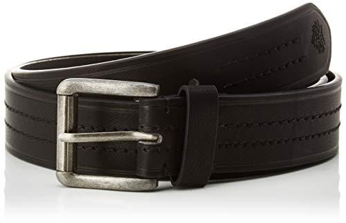Springfield PU Stiching-c/01 Cinturón, Negro (Black 1), 85 (Tamaño del fabricante: 85) para Hombre