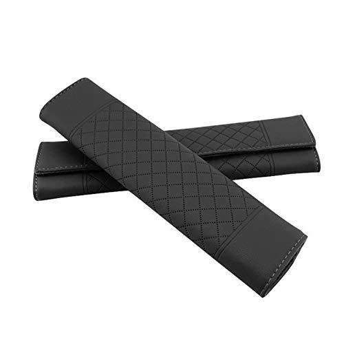 BICBLL Funda acolchada para cinturón de seguridad de coche suave para adultos y niños, adecuada para cinturones de seguridad de coche para hombres y mujeres