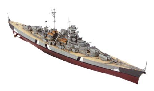 Unimax Forces of Valor 86011 - Fertigmodell German Batteship Bismarck