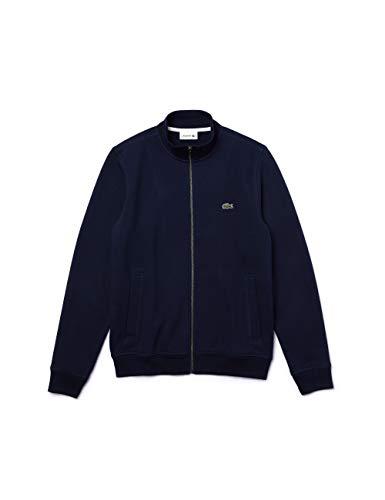 Lacoste Herren SH2178 Sweatshirt, Marine, L