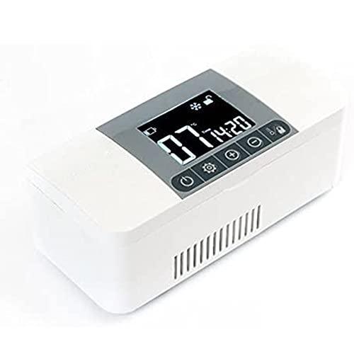 El Refrigerador De Insulina, Portátil Congelador De Insulina El Refrigerador Para Automóvil Se Pueden Usar Para Mantener Frescos Los Medicamentos