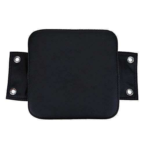 03 Wandhalterung aus Schaumstoff-Boxsack, strapazierfähige, leise Boxsack-Tür aus PU-Leder, für das Training im Fitnessstudio für den Heimgebrauch