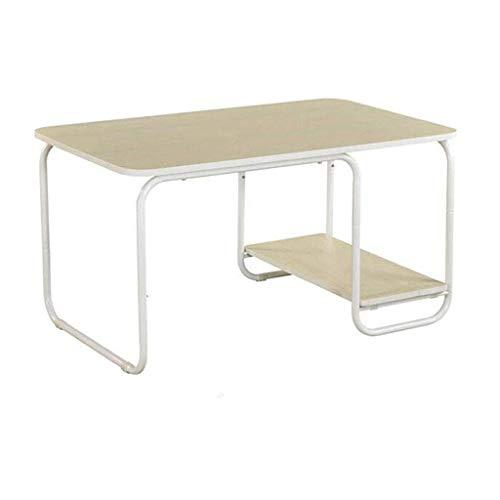 YLCJ industriële uittrektafel voor tafels, stapelbaar, nachtkastje van hout, robuust en eenvoudig te monteren, voor woonkamer
