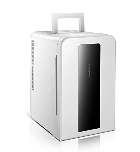 Elektrische koelbox, 22 liter, draagbaar, voor huishouden, verwarming, koeling, dubbel hart, koelkast