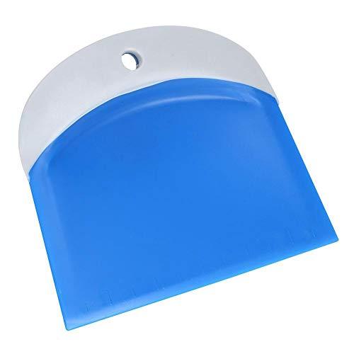 【 】 Raspador de plástico, repostería apta para lavavajillas, cortador para hornear,...