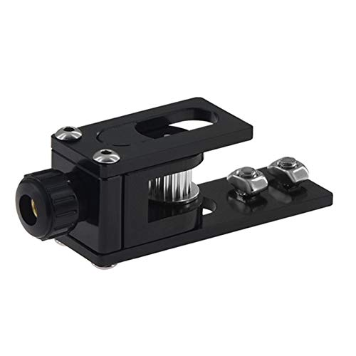SHIZHI 2020 Profile X-axis Synchronous Belt Stretch Tensioner Fit For 3D Printer Creality CR-10/20 CR-10S Pro Ender-3/5 Anet E10/ E12 Parts