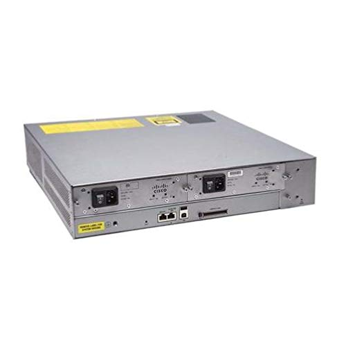 Cisco Catalyst WS-C4900 4900 Layer 3 Switch with Dual AC Power and Fan Tray (Renewed)
