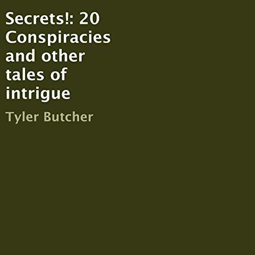 Secrets! audiobook cover art