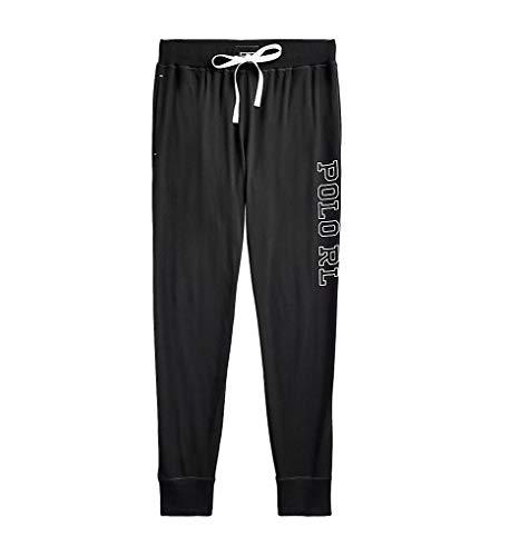 Polo Ralph Lauren Knit Jersey Jogger Pants Polo Black MD
