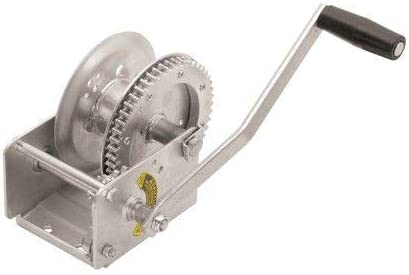 Fulton Elegant 143101 Lowest price challenge Single Speed Brake Capacity lbs. - 1500 Winch