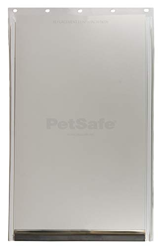 PetSafe Freedom Replacement Flap for Dog and Cat Doors, Large, PAC11-11039