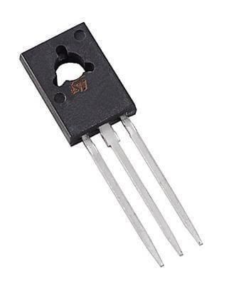 stmicroelectronics bd680 Bipolar (BJT) Single Transistor, Darlington, PNP, 60 V, 40 W, 4 A, 750, 100