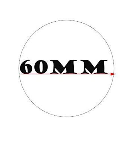 CXWK Pendientes de aro Grandes de 30-70 MM para Mujer, Pendientes Personalizados con Nombre de...