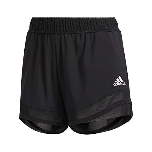 adidas T Short H.Rdy Pantaloncini Sportivi, Donna, Black, S