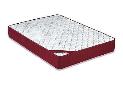 El colchón Zafiro está acolchado con 3 cm de visco de densidad garantizando un nivel de confort superior junto con un núcleo de resiliencia indeformable, que impide deformaciones en el mismo, así como garantiza la independencia del descanso, con lo q...