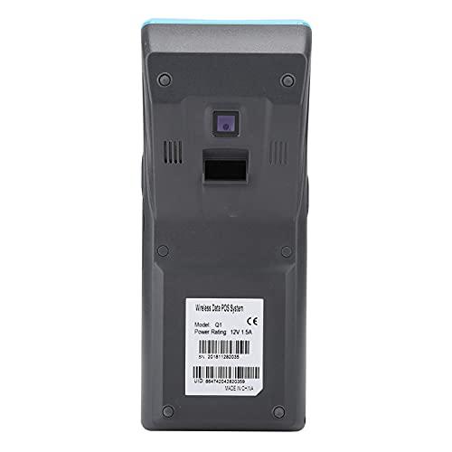 Changor Mini Impresora Azul, Tarjeta de Memoria 5.5 (Pulgada) Impresora de Fotos portátiles