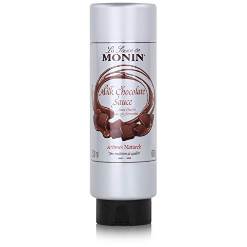 Monin Milk Chocolate Sauce 500ml