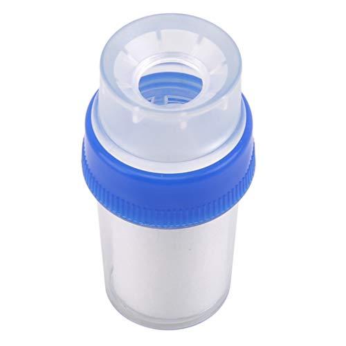 Zyyxb grifo filtro de agua cocina grifo purificador de agua extender baño cocina grifo cabeza filtro ahorro agua Accesorios cocina