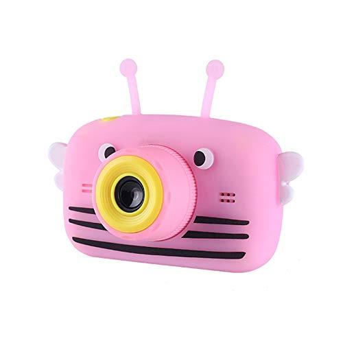 Spaß Interaktiv Kinder-Digitalkamera-Spielzeug-Spielzeug kann Bildern kleine hochauflösende kleine SLR-Mini-Weihnachtsgeburtstagsgeschenk-Mädchen (ohne Batterie) Funny Family Spielzeug perfekte Gesche
