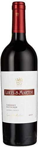 Louis M. Martini Winery Cabernet Sauvignon Sonoma County 2015 trocken (1 x 0.75 l)