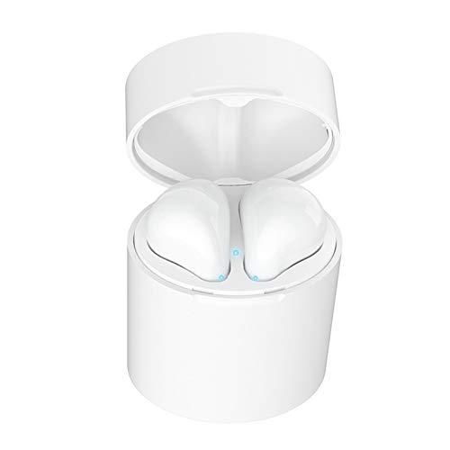 bysonice X10 Bluetooth auto emparejamiento estéreo Bass auricular inalámbrico IPX5 impermeable táctil auriculares auriculares portátil correa carga caso