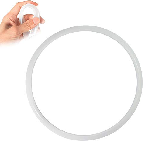 Junta de Goma para Tapa Silicona Sellado Olla Anillos de Sellado Repuestos Perfect 22 cm para Las Ollas a Presión Eléctricas (5/6L)