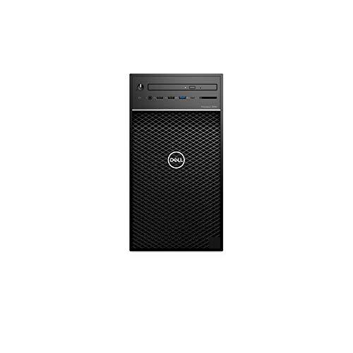 Dell Precision 3640 - Intel Core i7-10700 - 16GB - 512GB SSD - Tower Negro - W10 Pro