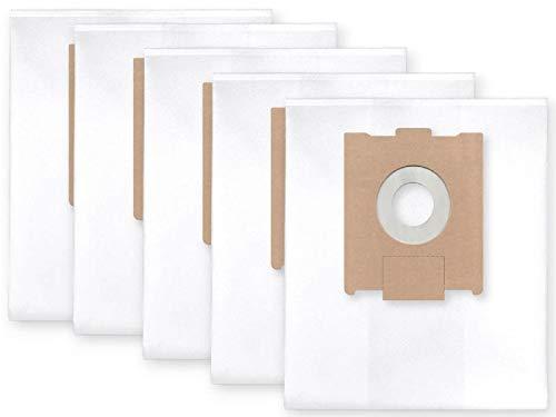 profilters 5x Staubbeutel Filtersack für FESTOOL CTL/CTM 36, 48 AC,EAC, CT 36/5 (nicht fuer 48), PROTOOL VCP 480 E-L AC/E-M AC