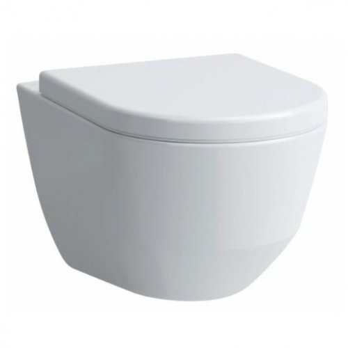 LAUFEN PRO Wand WC Tiefspüler spülrandlos Klosett mit LCC Beschichtung