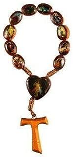 One Decade Rosary. Finger Rosary Pocket Rosary