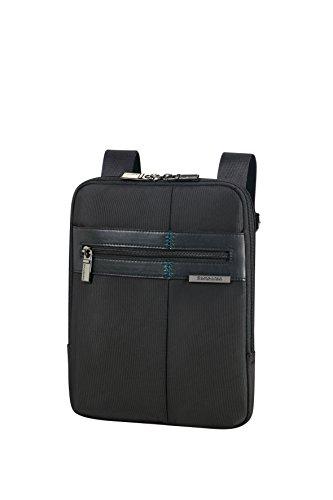"SAMSONITE Formalite - Tablet Crossover L 9.7"" Mochila Tipo Casual, 28 cm, 3.5 Liters, Negro (Black)"