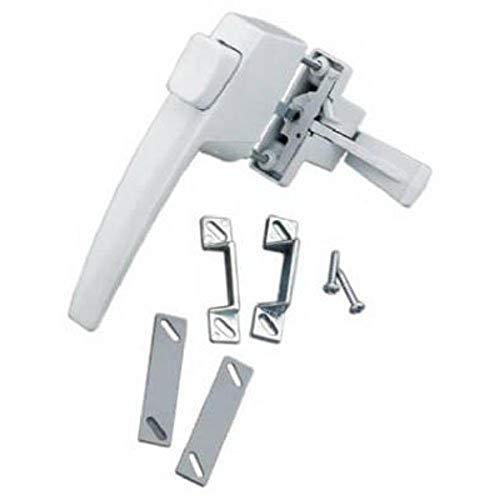 Wright Products VF333WH Wright ProductsVF333WH, WHITE Free Hanging Push Button Handle