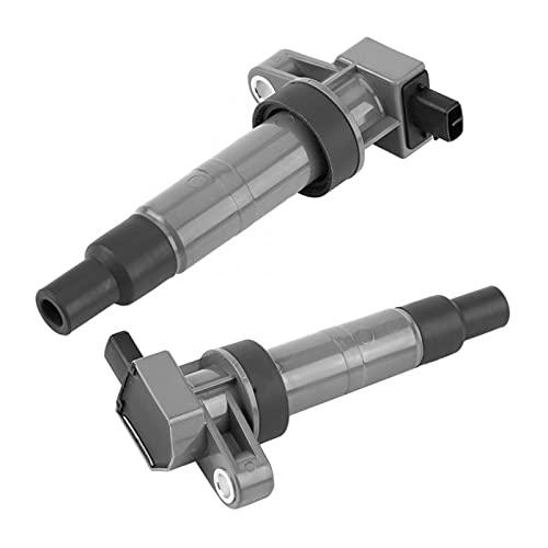 DINGSONGYANG Conectores de la Bobina de ignición 6pcs PBT Encendido bobinas encajadas para Hyundai Kia Sedona UF546 12457 Accesorios para automóviles