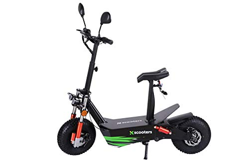 4MOVE Elektroroller Scooter 3000W Motor, 60V 20Ah Lithium Akku, E-Roller mit Strassenzulassung, Scheibenbremsen, LED-Scheinwerfer, E-Scooter, Elektro Scooter, Electric Scooter, E-Roller Scooter