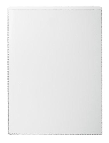 DURABLE Hunke & Jochheim Schutzhülle, mit Einreißschutz, dokumentenecht, DIN A5, 148x210mm, transparent