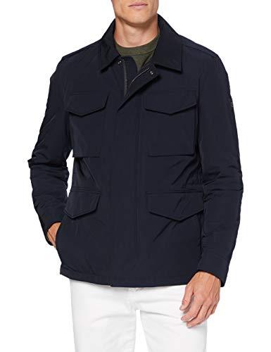 Strellson Premium Herren Belluno Jacke, Dark Blue 401, 56